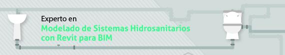 Experto en Modelado de Sistemas Hidrosanitarios con Revit para BIM